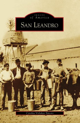 9780738559377: San Leandro (Images of America: California)
