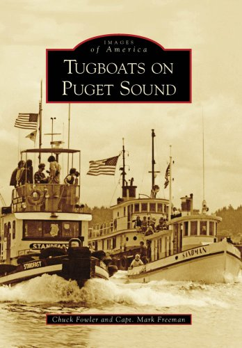 9780738559728: Tugboats on Puget Sound (WA) (Images of America)