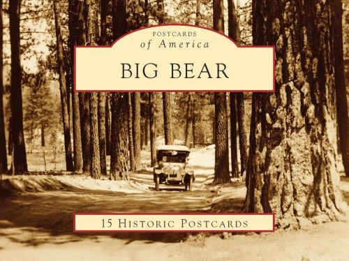 9780738559759: Big Bear (Postcards of America: California)