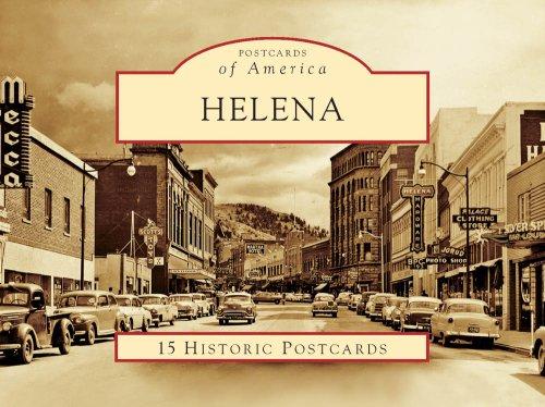 9780738559780: Helena (Postcards of America: Montana)