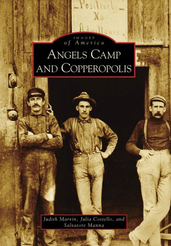 9780738559810: Angels Camp And Copperopolis, CA (IMG) (Images of America)