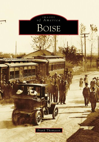 9780738559896: Boise (Images of America)