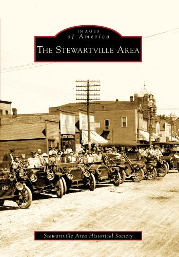 9780738560007: The Stewartville Area (Images of America)