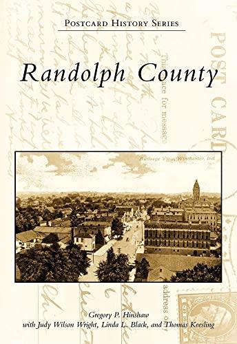 9780738560366: Randolph County (Postcard History)