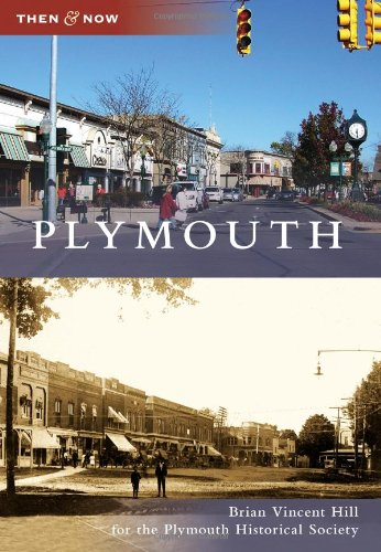 9780738560588: Plymouth (Then & Now (Arcadia))