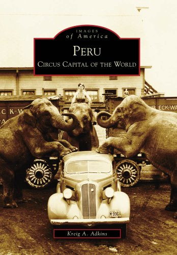 9780738560717: Peru: Circus Capital of the World (Images of America)