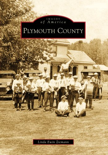 9780738560830: Plymouth County (Images of America)