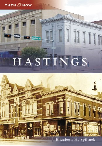 9780738561219: Hastings (Then & Now series)