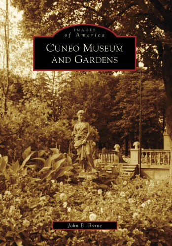 9780738561868: Cuneo Museum And Gardens, IL (IMG) (Images of America)