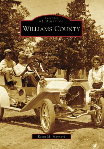 9780738561950: Williams County (OH) (Images of America)