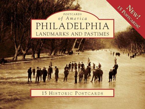 9780738562353: Philadelphia: Landmarks and Pastimes (Postcards of America: Pennsylvania)