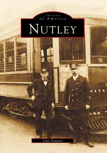 9780738562537: Nutley (NJ) (Images of America)