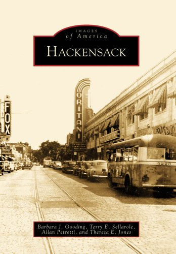 Hackensack (NJ) (Images of America): Barbara J. Gooding