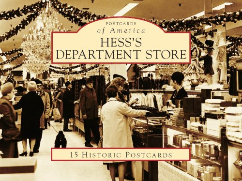9780738562766: Hess's Department Store (Postcards of America: Pennsylvania)