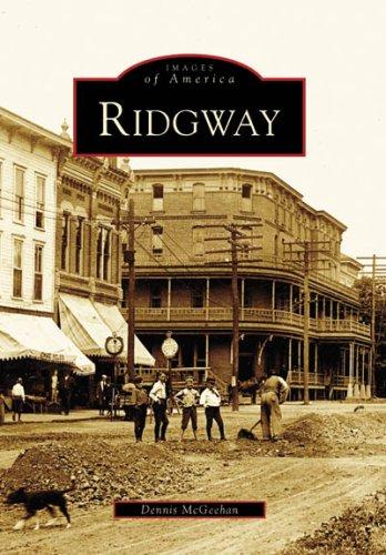 9780738563039: Ridgway (PA) (Images of America) (Images of America (Arcadia Publishing))