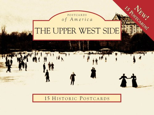 9780738563220: The Upper West Side (Postcards of America: New York)