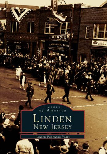 9780738563268: Linden, New Jersey (NJ) (Images of America)