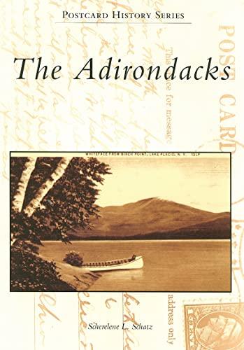 9780738563473: The Adirondacks (Postcard History: New York)