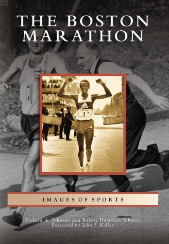 9780738563503: The Boston Marathon (Images of Sports)