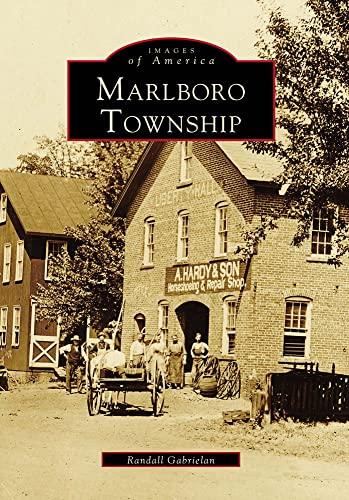9780738564470: MARLBORO TOWNSHIP (NJ) (Images of America