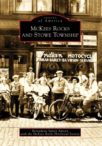 9780738564715: McKees Rocks and Stowe Township (Images of America)