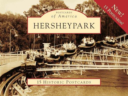 Hersheypark: 15 Historic Postcards (Postcards of America): Pamela Cassidy Whitenack
