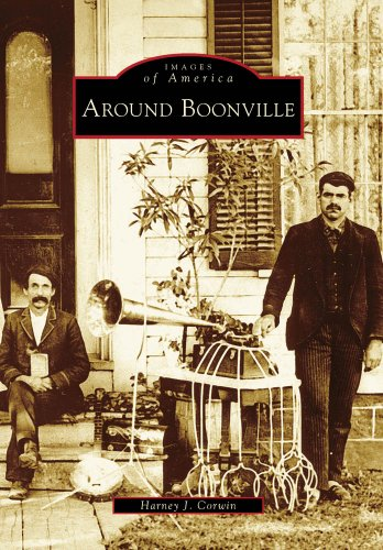 9780738565026: Around Boonville (NY) (Images of America)