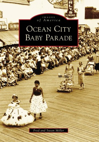 9780738565033: Ocean City Baby Parade (Images of America)