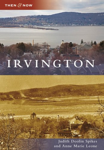 9780738565194: Irvington (Then and Now)