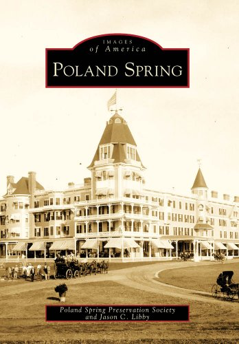 9780738565750: Poland Spring (Images of America)