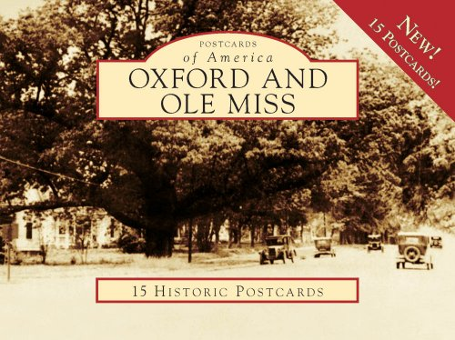 9780738566153: Oxford and Ole Miss (Postcards of America)
