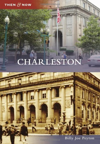 9780738566740: Charleston (Then and Now)