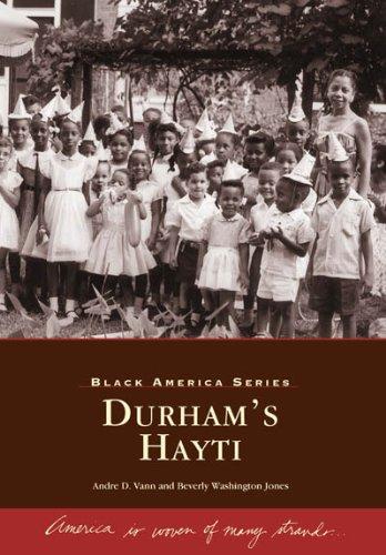 9780738567358: Durham's Hayti (NC) (Black America Series)