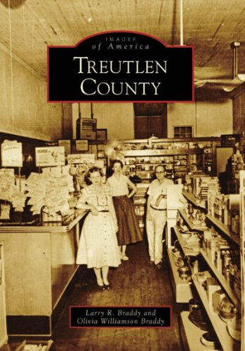 9780738567426: Treutlen County (Images of America: Georgia)