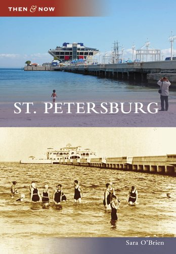 9780738567679: St. Petersburg (Then and Now)