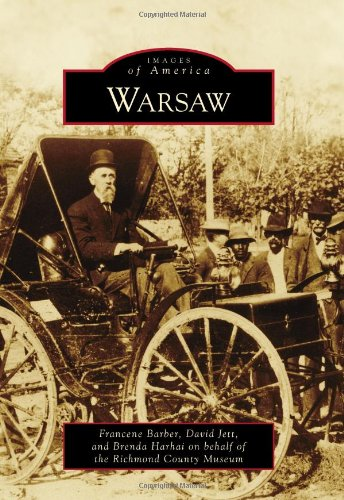 9780738567761: Warsaw (Images of America)
