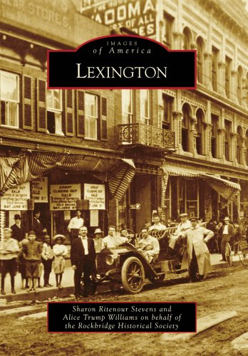9780738568188: Lexington (Images of America)