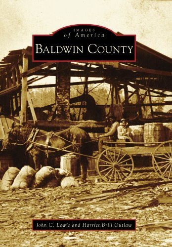 9780738568348: Baldwin County (AL) (Images of America)