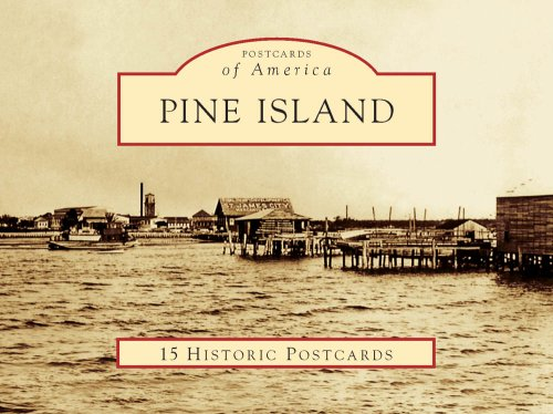 9780738568409: Pine Island 15 Historic Pcs, FL (POA) (Postcards of America)