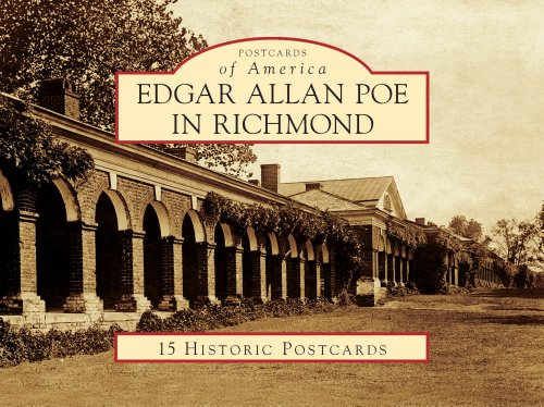 9780738568461: Edgar Allan Poe In Richmond 15 Pcs, VA (POA) (Postcards of America)