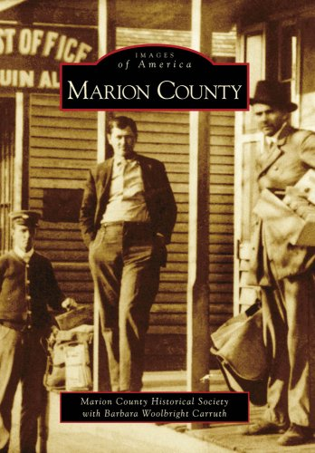 9780738568492: Marion County (Images of America)