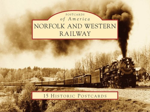 9780738568522: Norfolk and Western Railway (Postcards of America: Virginia) (Postcards of America (Looseleaf))