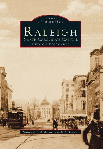 9780738568720: RALEIGH NC's Capital City ON PCS (NC) (Images of America