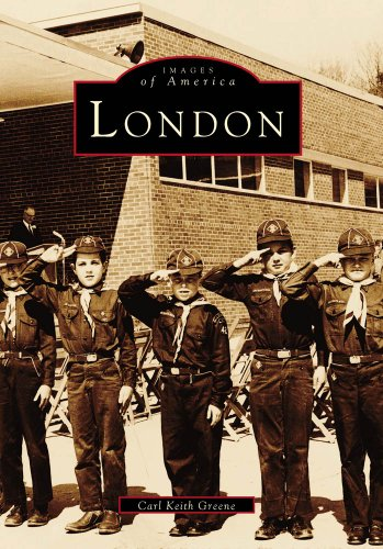 9780738568768: LONDON (KY) (Images of America