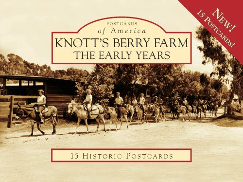 9780738569222: Knott's Berry Farm: The Early Years (Postcard of America)