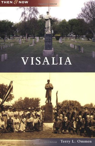 9780738569352: Visalia (Then and Now)