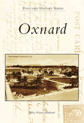 9780738569376: Oxnard (Postcard History)