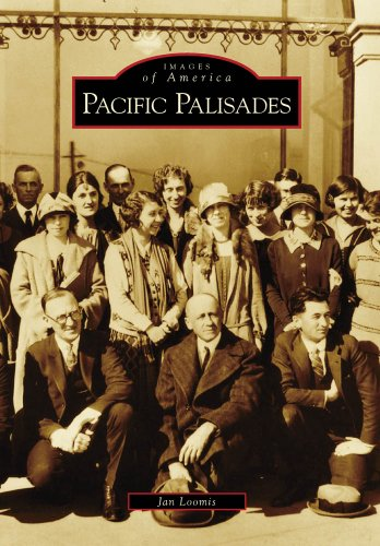 9780738569482: Pacific Palisades (Images of America)