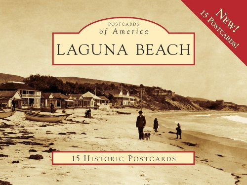 9780738569505: Laguna Beach 15 Historic Pcs, CA (POA) (Postcard of America) (Postcards of America)