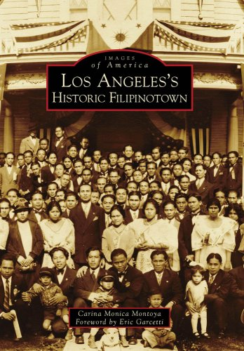 9780738569543: Los Angeles's Historic Filipinotown (Images of America)